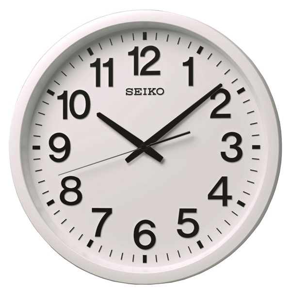 GPS衛星電波時計 オフィスタイプの大型クロック!セイコー大型掛け時計 SEIKO時計 GP202W グリーン購入法適合【楽ギフ_のし】【楽ギフ_メッセ入力】【楽ギフ_名入れ】