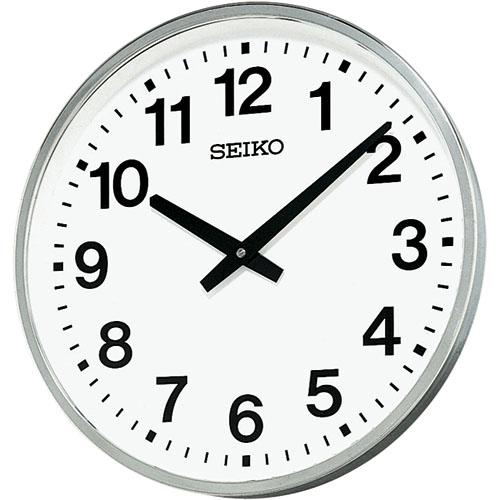 SEIKO掛け時計 屋外 セイコー掛け時計 大型時計 SEIKO時計 KH411S  【楽ギフ_のし】【楽ギフ_メッセ入力】【楽ギフ_名入れ】