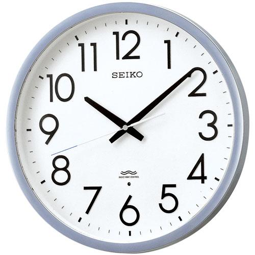 SEIKO掛け時計 セイコー掛け時計 大型時計 オフィス時計 SEIKO電波時計 KS265S SEIKO掛け時計  【楽ギフ_のし】【楽ギフ_メッセ入力】【楽ギフ_名入れ】