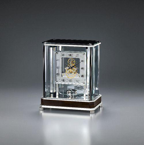 空間を知的に飾るクールなモダンインテリア!セイコー置時計 SEIKO DECOR AZ752S 【楽ギフ_のし】【楽ギフ_メッセ入力】【楽ギフ_名入れ】