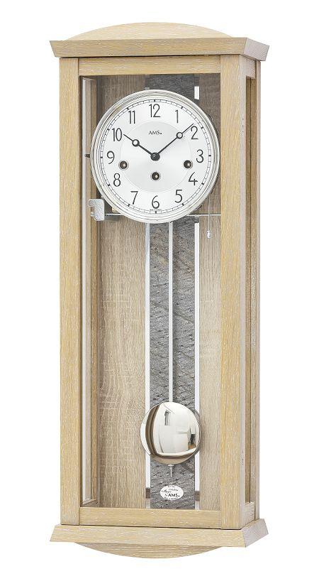 AMSアームス振り子時計 機械式 報時 2745 AMS掛け時計
