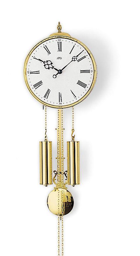 アームスAMS振り子時計 機械式 348 ドイツ製 AMS掛け時計 アームス掛け時計