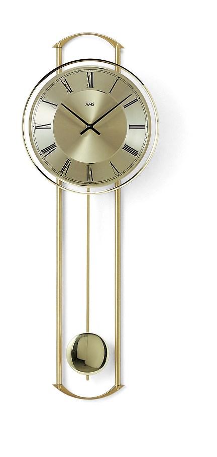 AMSアームス振り子時計 7083 ドイツ製 AMS掛け時計 アームス掛け時計