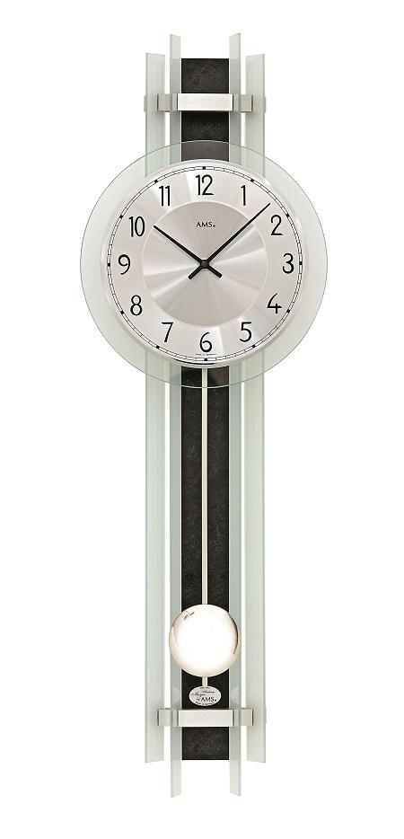 AMSアームス振り子時計 7250 ドイツ製 AMS掛け時計 アームス掛け時計