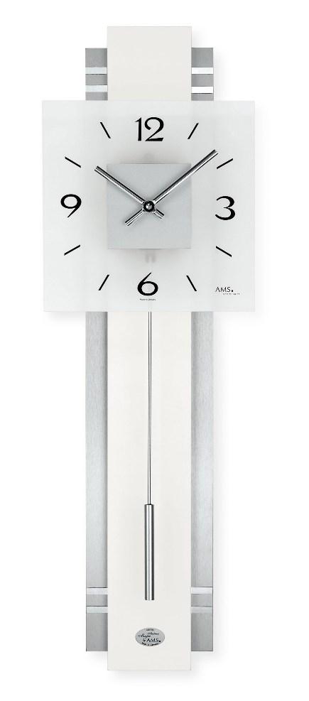 AMSアームス振り子時計 7302 ドイツ製 AMS掛け時計 アームス掛け時計