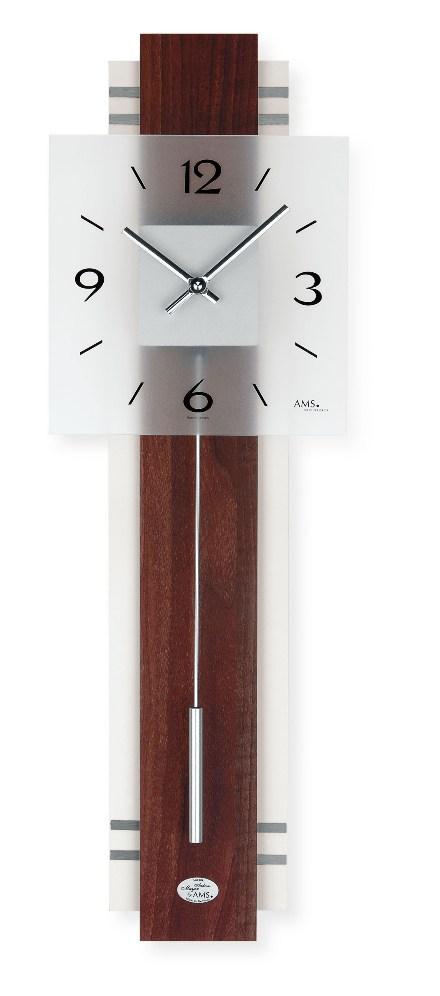 AMSアームス振り子時計 7303 ドイツ製 AMS掛け時計 アームス掛け時計