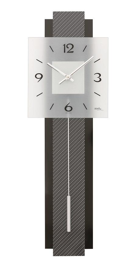 AMS(アームス)振り子時計 7313 ドイツ製 AMS掛け時計 アームス掛け時計