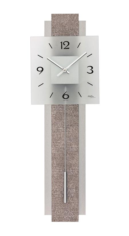 AMS(アームス)振り子時計 7322 ドイツ製 AMS掛け時計 アームス掛け時計