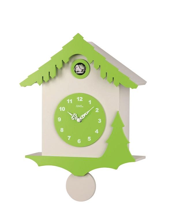 鳩時計 カッコークロック AMS アームス掛け時計 7389ドイツ製 AMS掛け時計 アームス掛け時計