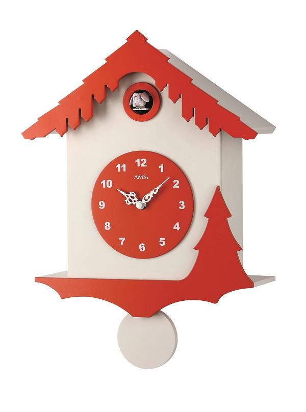 鳩時計 カッコークロック AMS アームス掛け時計 7390ドイツ製 AMS掛け時計 アームス掛け時計
