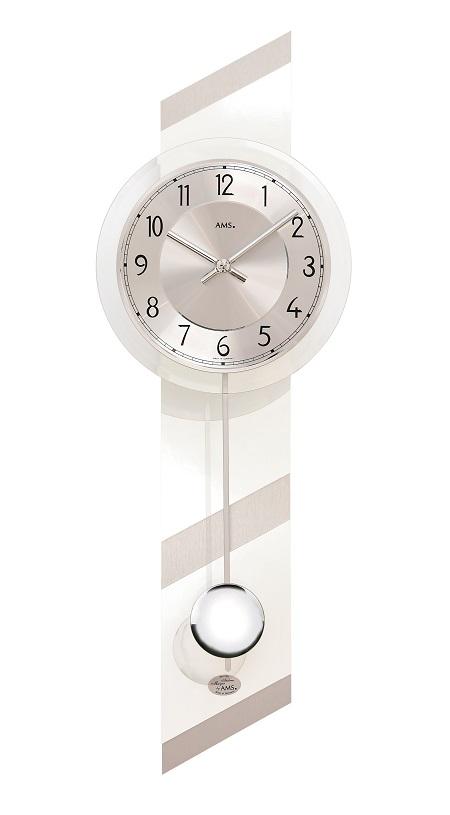 AMSアームス振り子時計 7414 ドイツ製 AMS掛け時計 アームス掛け時計