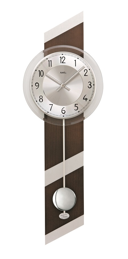 AMSアームス振り子時計 7415-1 ドイツ製 AMS掛け時計 アームス掛け時計