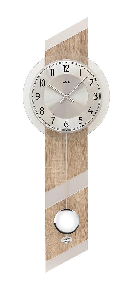 AMSアームス振り子時計 7415 ドイツ製 AMS掛け時計 アームス掛け時計