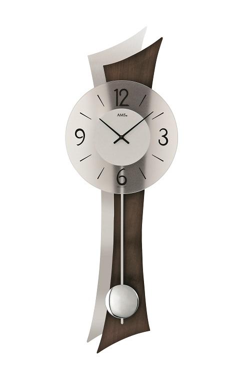 AMSアームス振り子時計 7425-1 ドイツ製 AMS掛け時計 アームス掛け時計