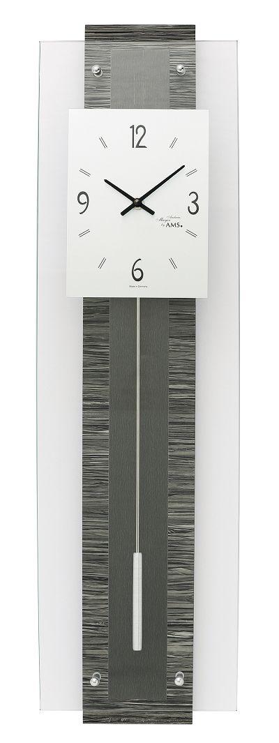 アームスAMS振り子時計 7459 ドイツ製 AMS掛け時計 アームス掛け時計