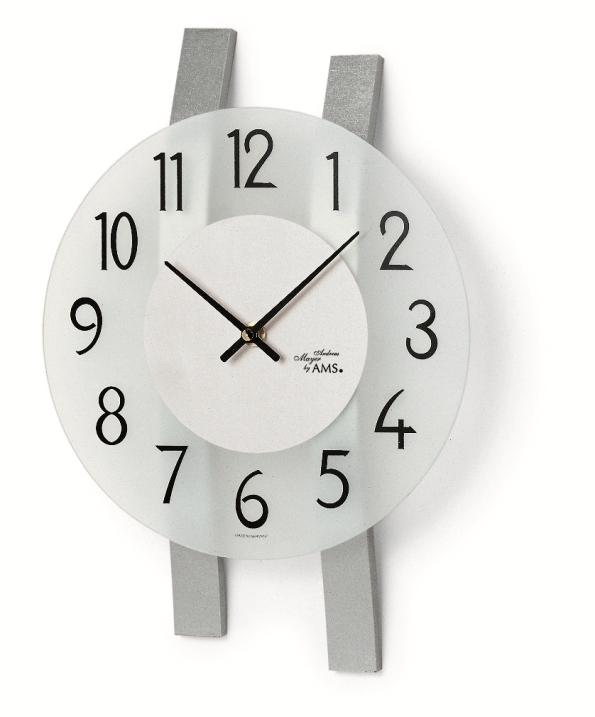 AMSアームス掛け時計 9202 ドイツ【送料無料】アームス時計 AMS掛け時計 【楽ギフ_のし】【楽ギフ_メッセ入力】【楽ギフ_名入れ】
