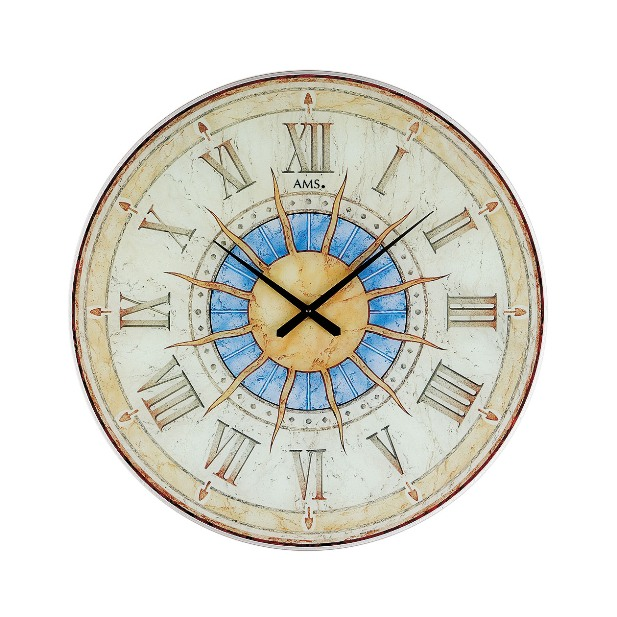AMSアームス掛け時計 ドイツ 9230 AMS掛け時計 大型掛け時計【楽ギフ_のし】【楽ギフ_メッセ入力】【楽ギフ_名入れ】