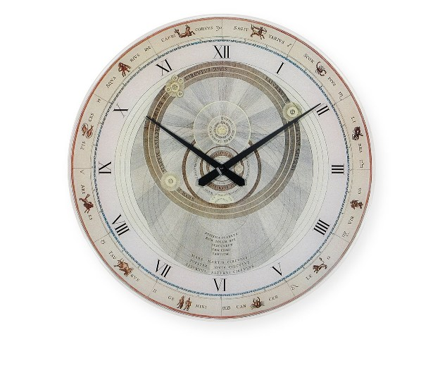 AMSアームス掛け時計 ドイツ製 9232 AMS掛け時計 大型掛け時計【楽ギフ_のし】【楽ギフ_メッセ入力】【楽ギフ_名入れ】