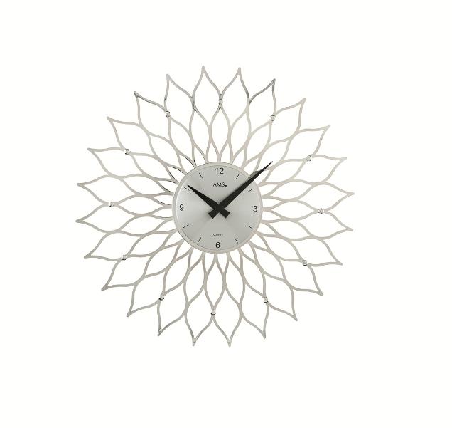 お洒落なAMSアームス掛け時計 ドイツ製 9358 AMS掛け時計 【楽ギフ_のし】【楽ギフ_メッセ入力】【楽ギフ_名入れ】