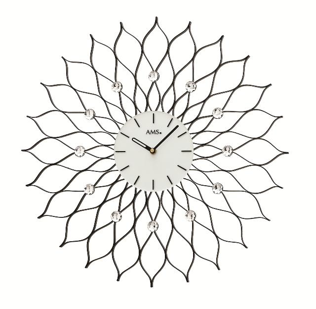 斬新なデザインです! AMS アームス掛け時計 AMS9383【送料無料】 【楽ギフ_のし】【楽ギフ_メッセ入力】【楽ギフ_名入れ】
