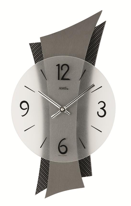 AMS アームス掛け時計  ドイツ製 AMS9400 AMS掛け時計 【楽ギフ_のし】【楽ギフ_メッセ入力】【楽ギフ_名入れ】