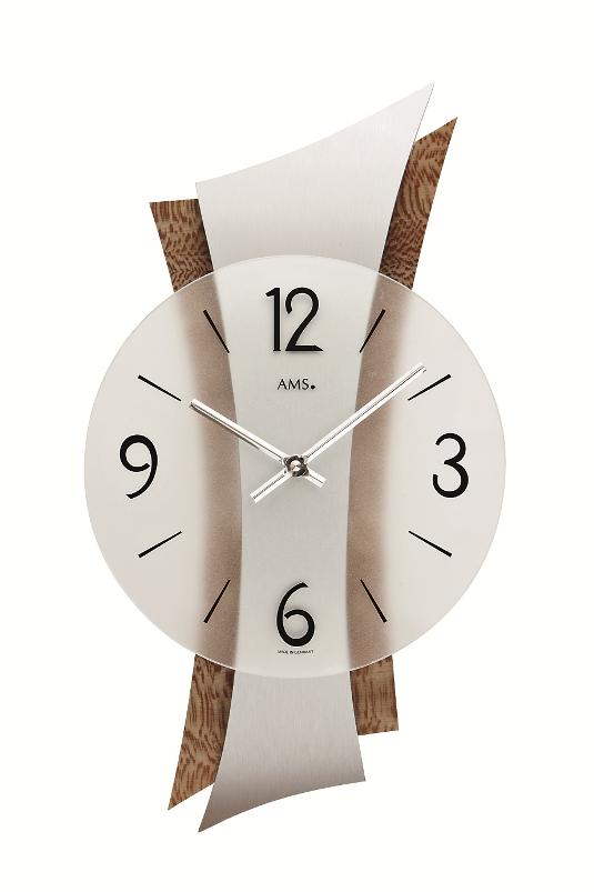 AMS アームス掛け時計  ドイツ製 AMS9401 AMS掛け時計 【楽ギフ_のし】【楽ギフ_メッセ入力】【楽ギフ_名入れ】