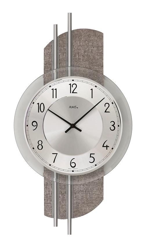 AMS アームス掛け時計  ドイツ製 AMS9412 AMS掛け時計【楽ギフ_のし】【楽ギフ_メッセ入力】【楽ギフ_名入れ】
