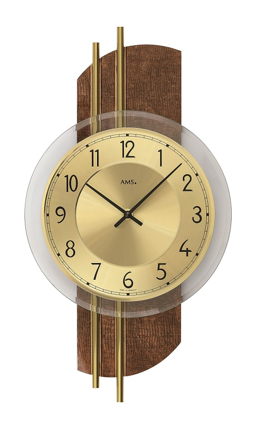AMS アームス掛け時計  ドイツ製 AMS9413 AMS掛け時計【楽ギフ_のし】【楽ギフ_メッセ入力】【楽ギフ_名入れ】