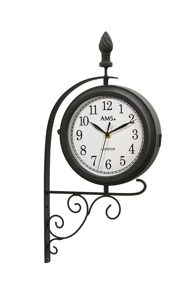 斬新なデザインです! AMS アームス掛け時計 AMS9433【送料無料】 【楽ギフ_のし】【楽ギフ_メッセ入力】【楽ギフ_名入れ】