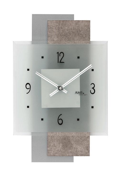 AMS アームス掛け時計  ドイツ製 AMS9443 AMS掛け時計【楽ギフ_のし】【楽ギフ_メッセ入力】【楽ギフ_名入れ】