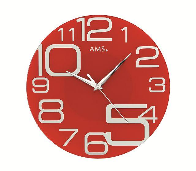 斬新なデザインが魅力! AMS アームス掛け時計 AMS9462【楽ギフ_のし】【楽ギフ_メッセ入力】【楽ギフ_名入れ】