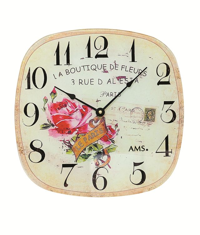 AMS(アームス)掛け時計 ドイツ AMS9481 【送料無料】 【楽ギフ_のし】【楽ギフ_メッセ入力】【楽ギフ_名入れ】