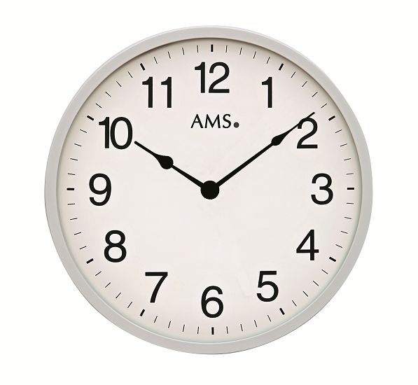 AMS アームス掛け時計  ドイツAMS社製 AMS9493 AMS掛け時計【楽ギフ_のし】【楽ギフ_メッセ入力】【楽ギフ_名入れ】