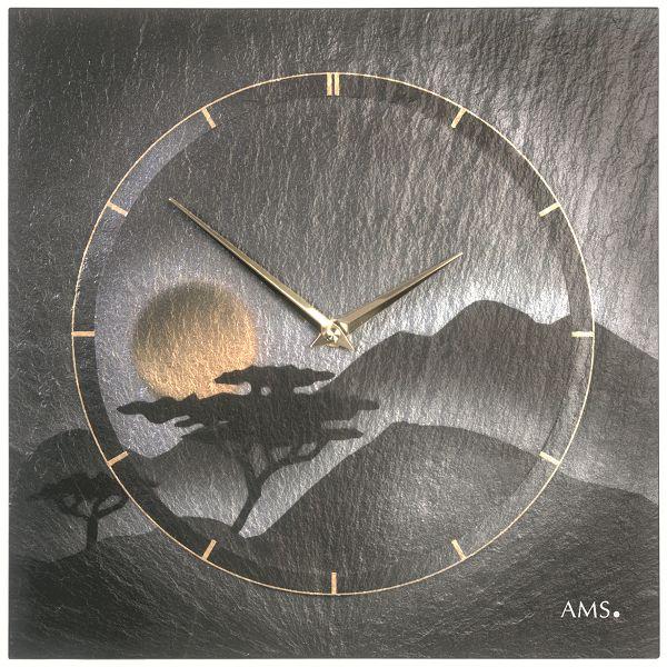 AMS掛け時計 AMS壁掛け時計 アームス掛け時計 AMS9514【送料無料】 【楽ギフ_のし】【楽ギフ_メッセ入力】【楽ギフ_名入れ】