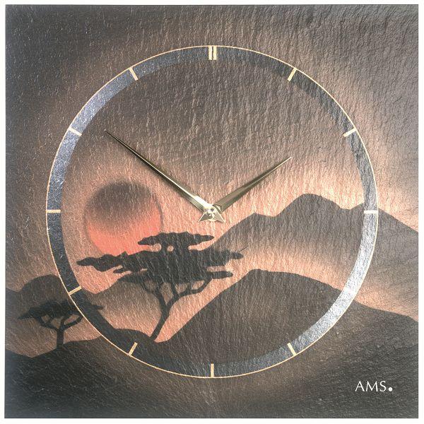 AMS掛け時計 AMS壁掛け時計 アームス掛け時計 AMS9515【送料無料】 【楽ギフ_のし】【楽ギフ_メッセ入力】【楽ギフ_名入れ】