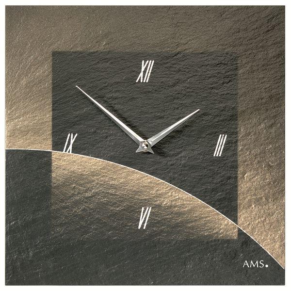 AMS掛け時計 AMS壁掛け時計 アームス掛け時計 AMS9519【送料無料】 【楽ギフ_のし】【楽ギフ_メッセ入力】【楽ギフ_名入れ】
