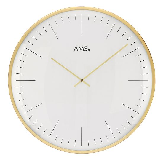 AMS壁掛け時計 アームス掛け時計 9541 ドイツ【送料無料】 【楽ギフ_のし】【楽ギフ_メッセ入力】【楽ギフ_名入れ】