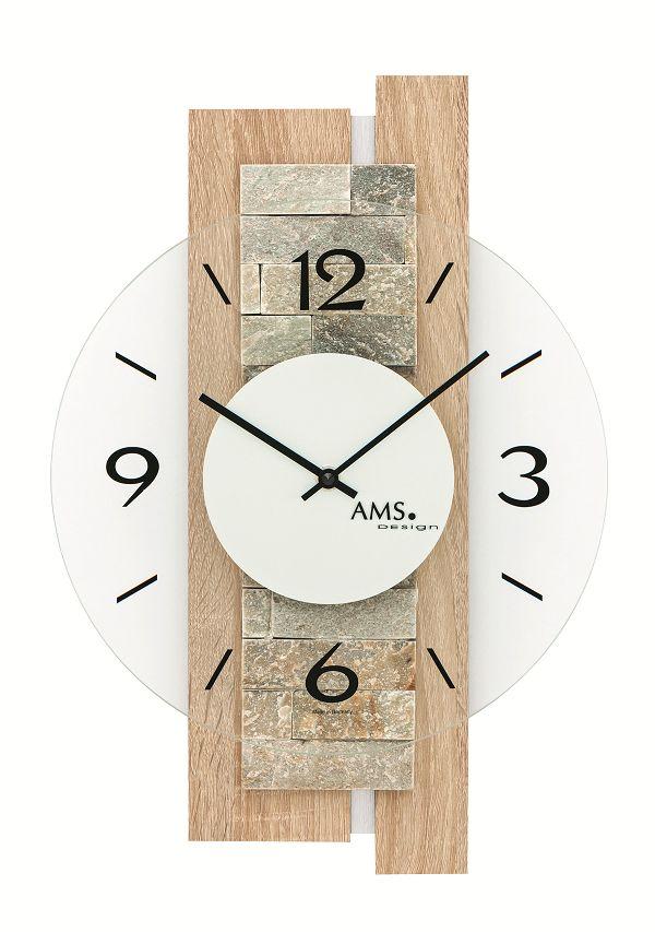 AMS掛け時計 AMS掛け時計 アームス壁掛け時計 AMS9542【送料無料】 【楽ギフ_のし】【楽ギフ_メッセ入力】【楽ギフ_名入れ】