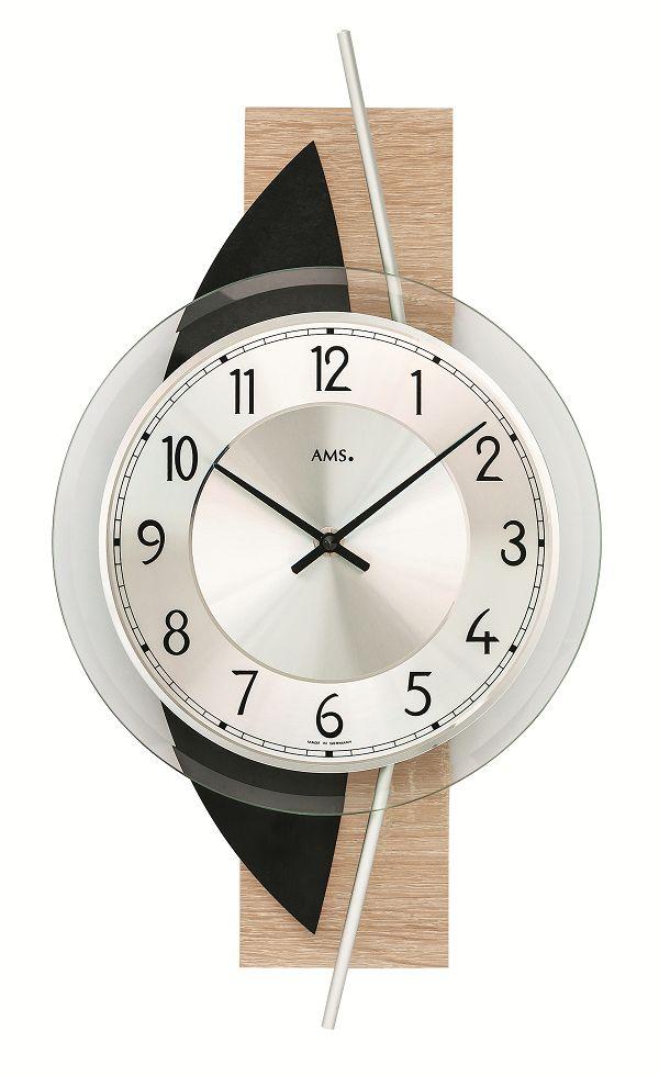 AMS掛け時計 AMS掛け時計 アームス壁掛け時計 AMS9551【送料無料】 【楽ギフ_のし】【楽ギフ_メッセ入力】【楽ギフ_名入れ】
