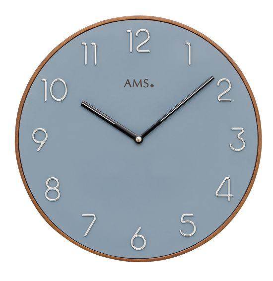 シンプルなデザインが魅力! AMS壁掛け時計 アームス掛け時計 AMS9564【送料無料】 【楽ギフ_のし】【楽ギフ_メッセ入力】【楽ギフ_名入れ】