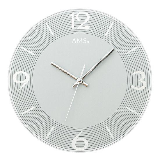 シンプルなデザインが魅力! AMS壁掛け時計 アームス掛け時計 AMS9571【送料無料】 【楽ギフ_のし】【楽ギフ_メッセ入力】【楽ギフ_名入れ】