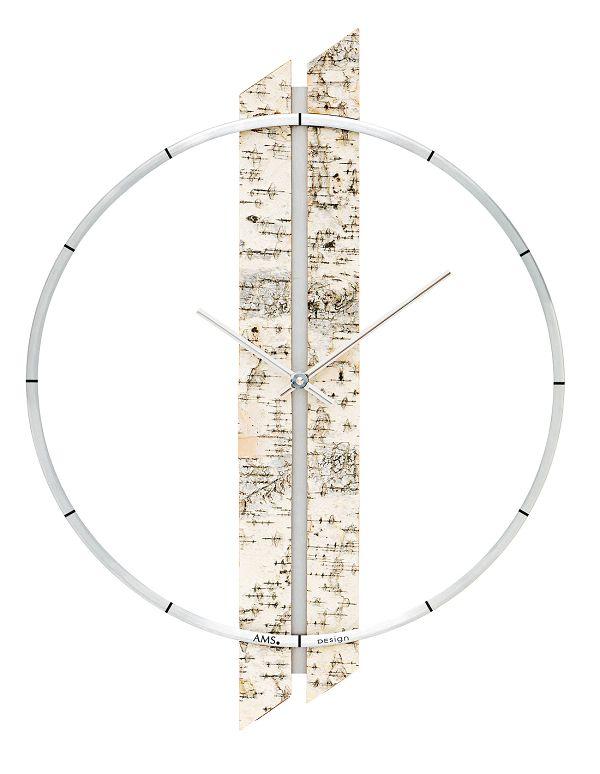 お洒落なAMSアームス掛け時計 ドイツ製 9604 AMS時計 【楽ギフ_のし】【楽ギフ_メッセ入力】【楽ギフ_名入れ】