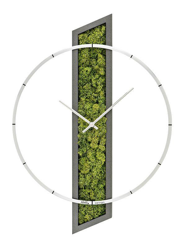 お洒落なAMSアームス掛け時計 ドイツ製 9605 AMS時計 【楽ギフ_のし】【楽ギフ_メッセ入力】【楽ギフ_名入れ】