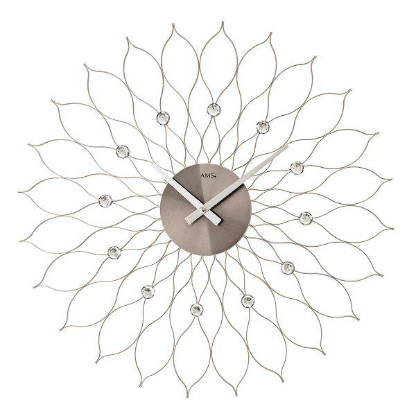 斬新なデザインです! AMS アームス掛け時計 AMS9608【送料無料】 【楽ギフ_のし】【楽ギフ_メッセ入力】【楽ギフ_名入れ】