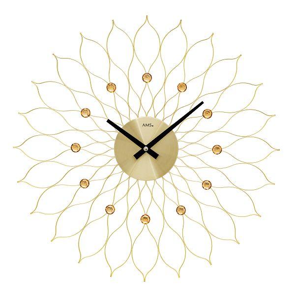 斬新なデザインです! AMS アームス掛け時計 AMS9609【送料無料】 【楽ギフ_のし】【楽ギフ_メッセ入力】【楽ギフ_名入れ】