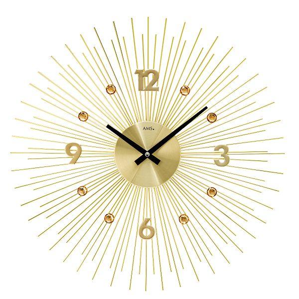 斬新なデザインです! AMS アームス掛け時計 AMS9611【送料無料】 【楽ギフ_のし】【楽ギフ_メッセ入力】【楽ギフ_名入れ】