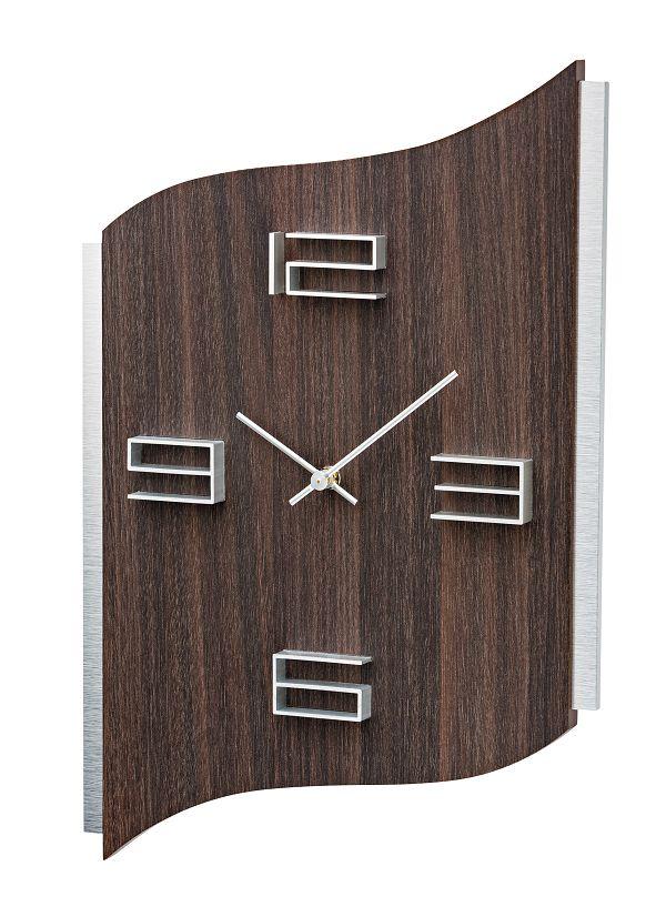 AMSアームス掛け時計 ドイツ製 9612 AMS掛け時計 スタイリッシュな掛け時計【楽ギフ_のし】【楽ギフ_メッセ入力】【楽ギフ_名入れ】