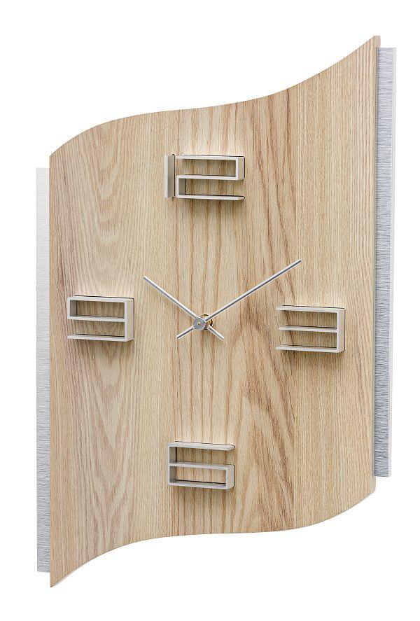 AMSアームス掛け時計 ドイツ製 9613 AMS掛け時計 スタイリッシュな掛け時計【楽ギフ_のし】【楽ギフ_メッセ入力】【楽ギフ_名入れ】