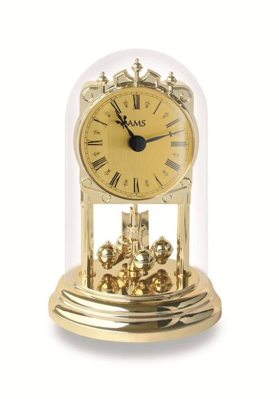 AMSアームス置き時計 アニバーサリークロック 振り子 ドイツ 1103 AMS置き時計