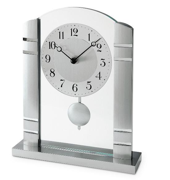 AMSアームス置き時計 振り子 ドイツ 1118 AMS置き時計
